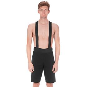 Cube Blackline Short baggy à bretelles Homme, black